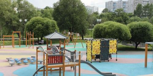 375Как сделать основание для детской площадки